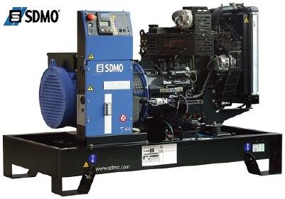 Скидки до 10% на бензо и дизель-генераторные установки SDMO (Франция)