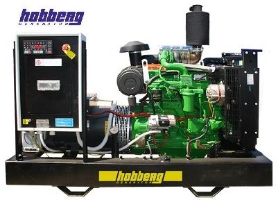 Скидки до 10% на дизель-генераторные установки Hobberg (Италия)