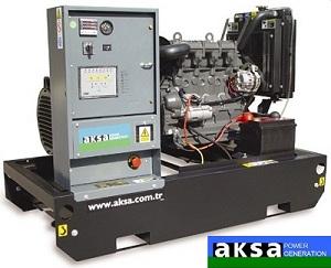 Скидки до 10% на дизель-генераторные установки AKSA (Турция)