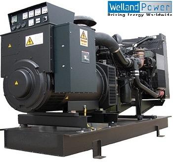 Скидки до 10% на дизель-генераторные установки WellandPower (Великобритания)