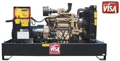 Скидки до 10% на дизель-генераторные установки ONIS VISA (Италия)