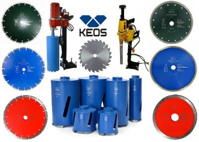 Алмазный инструмент и Оборудование KEOS по СПЕЦиальным ценам.