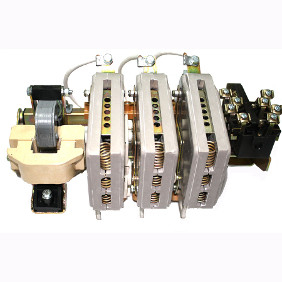 Контакторы электромагнитные КТ-6000Б, КТП-6000Б, КТПВ-623, КПВ-604