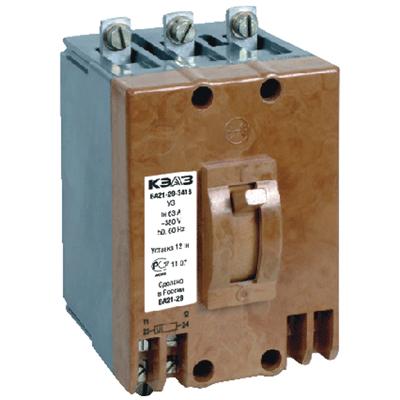 Выключатели автоматические ВА21-29, ВА21-29М, ВА21-29Т, ВА21М29, ВА21-29В