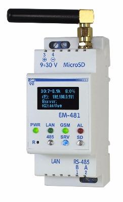 Контроллер интерфейса EM-481