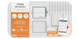 Сет для управления отоплением с помощью смартфона