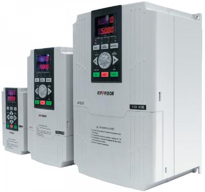 Преобразователи частоты серий AFD-L и AFD-E ( производства KIPPRIBOR)