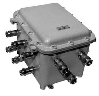 Коробка соединительная взрывозащищённая КСВ-1И