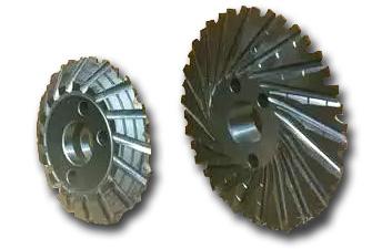 Фрезы профильные угловые (фасонные) для машины безогневой резки труб (МРТ)