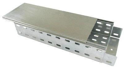 Gq-200-65 S0.6 L2500, лоток замковый (быстрый монтаж)