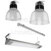 Подвесные и накладные светильники Litewell. Качественное коммерческое и промышленное LED освещение.