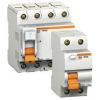 Дифференциальные выключатели нагрузки Merlin Gerin серии ВД63