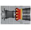 Восстановление отработавших регламентный период турбинных лопаток и камер сгорания для ГТУ