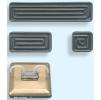 SHTS/4 300 W 230 V 860°C 60x60 мм (51, 6 €)