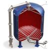 Дренажно-распределительные устройства щелевого типа для фильтров ФИПа, ФОВ