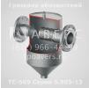 Грязевик абонентский ТС-569.00.000-12 Ду 100 Ру 1, 6 МПа