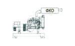 Актуальность использования фильтров каталитической очистки ФКО выхлопных (отработавших) газов в системах СГЭ (СБЭ) имеющих в своем составе ДГУ
