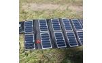 Power bank на солнечной батарее