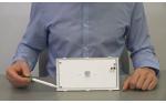 Компания «Белый свет» представила видеообзор автономного светильника эвакуационного освещения серии BRIZ