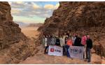 Поездка в Иорданию от EKF для сотрудников компании ЭТМ