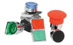 Новые кнопки, переключатели и лампы от EKF – выбор без ограничений