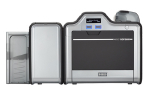 Новый ретрансферальный принтер пластиковых карт Fargo HDP5600 с разрешением печати 600 dpi и поддержкой кодирования и ламинирования