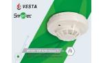 Новая адресная пожарная сигнализация на базе оборудования Smartec VESTA