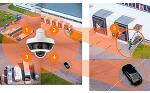 Новая 5-сенсорная уличная камера высокого разрешения WISENET с поддержкой интерфейса H.265