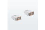 Многополюсные контактные вставки push-in для промышленных штекерных соединителей