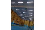 В проекте освещения Станция юных туристов использовали светильники SKE-NS 40 с защитной решёткой