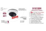 Новинка Beward: Профессиональная IP-камера SV3210DR в компактном корпусе