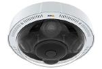 Новая 8-мегапиксельная 4-сенсорная камера марки AXIS с защитой по IK09 и IP66/IP67