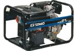 ������ ��������� SDMO SD-DX6000TE, �� ������� 25%