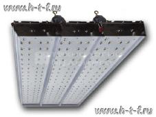 Новинки нашего производства – сверхмощные светильники на основе светодиодов НСП-ТБ
