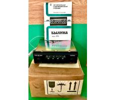 Винтаж! Автомобильный радиовещательный приемник Былина-315