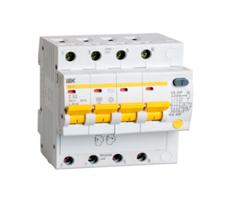 Внимание, новинки: дифавтоматы со встроенной защитой от сверхтоков АД14S и АД12MS
