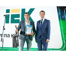 ГК IEK – среди обладателей Премии «Спорт и Россия»!