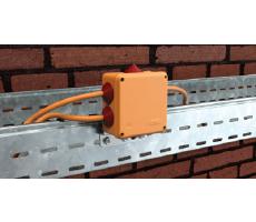 Новинка IEK® - коробки монтажные для огнестойких кабельных линий