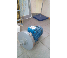 Прошли успешно испытания новой модели вихревого теплогенератора ВТГ 5.