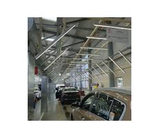 Проект освещения предприятия по сборке автомобилей