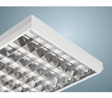 Светодиодный светильник серии ДПО10 Rastr LED.