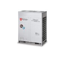 Новые тепловые насосы (VRF-системы) Royal Clima