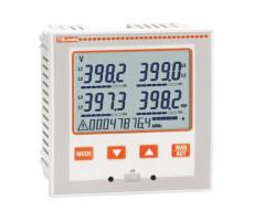 DMG610 Цифровой мультиметр (анализатор сети с LCD дисплеем) Lovato Electric (Италия)