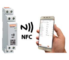 ООО «Амитрон-ЭК» представляет TMM1 NFC реле и счетчик времени Lovato Electric с технологией NFC