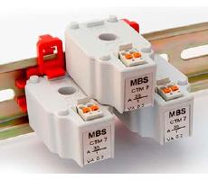 Миниатюрные трансформаторы тока CTM 7 от MBS
