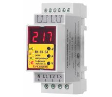 Реле напряжения Line Energy - релейная защита сетей (просто и надежно).