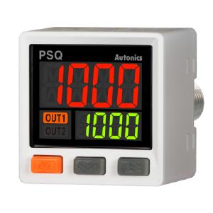 Датчики-индикаторы серии PSQ корейской компании Autonics
