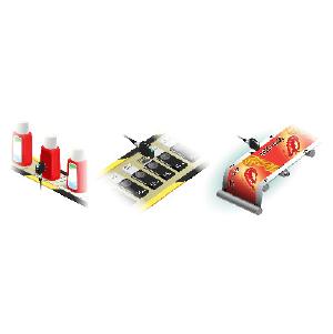 Кнопки и переключатели размером 16 мм