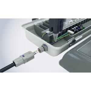 Влагозащищённые соединители для быстрого подключения устройств