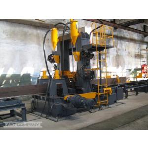 Автоматизированная линия автоматической сварки TWH для изготовления двутавровой балки